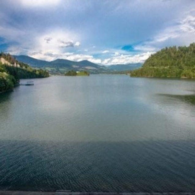 Ce s-ar întâmpla dacă s-ar rupe barajul de la Colibița? Efectele comparabile cu detonarea unei bombe atomice!
