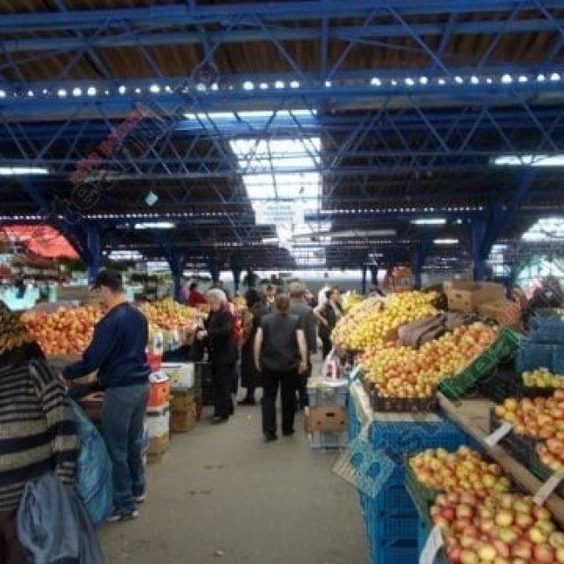 FOTO: Se modernizează Piața Decebal! Ce lucrări vrea să facă municipalitatea