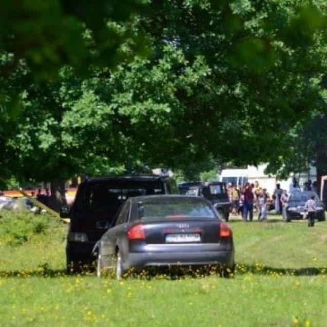 Bistrițenii, sancționați pentru picnic în locuri nepermise
