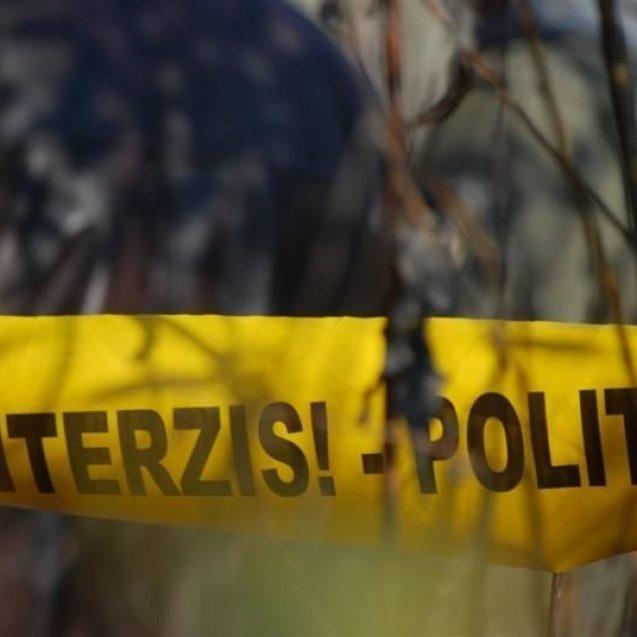 Bărbat găsit împușcat pe un câmp din Cepari. Acesta avea plăgi în zona toracelui, a gâtului și mâinilor