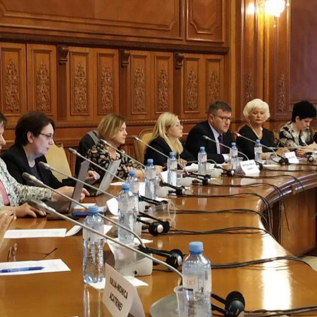 Cristina Iurişniţi (USR): Ce este de făcut URGENT pentru prevenirea violenţei în România