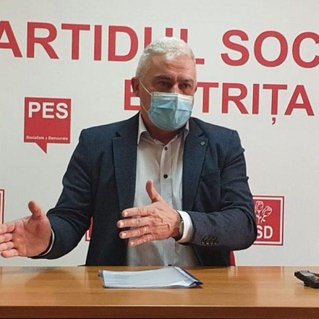 VIDEO – Primarul comunei Maieru: Cei de la SGA când vin în control, vin pe DN, nu pe albiile râurilor!