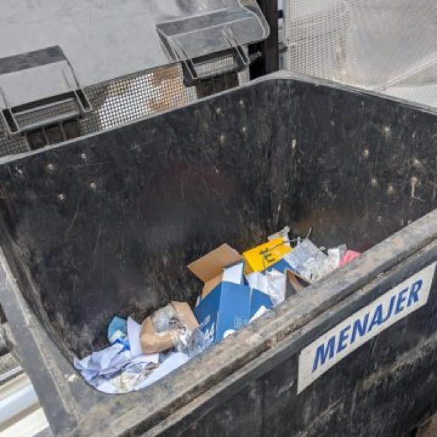 EXCLUSIV VIDEO: Cum NU reciclează ADI Deșeuri și Consiliul Județean!