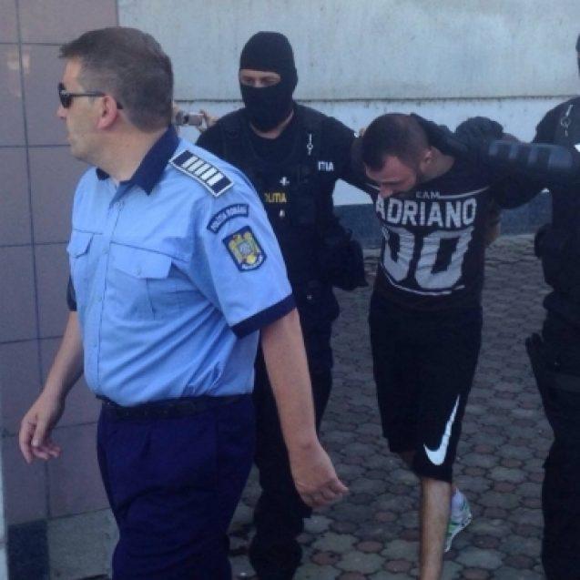 Cel mai TEMUT infractor din județ, încarcerat în Penitenciarul Gherla, se chinuie să obțină o pedeapsă mai blândă