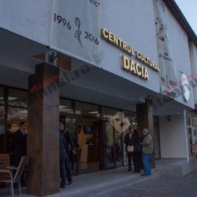 Nu ratați AZI, în Bistrița, un tulburător spectacol de teatru document la Dacia!