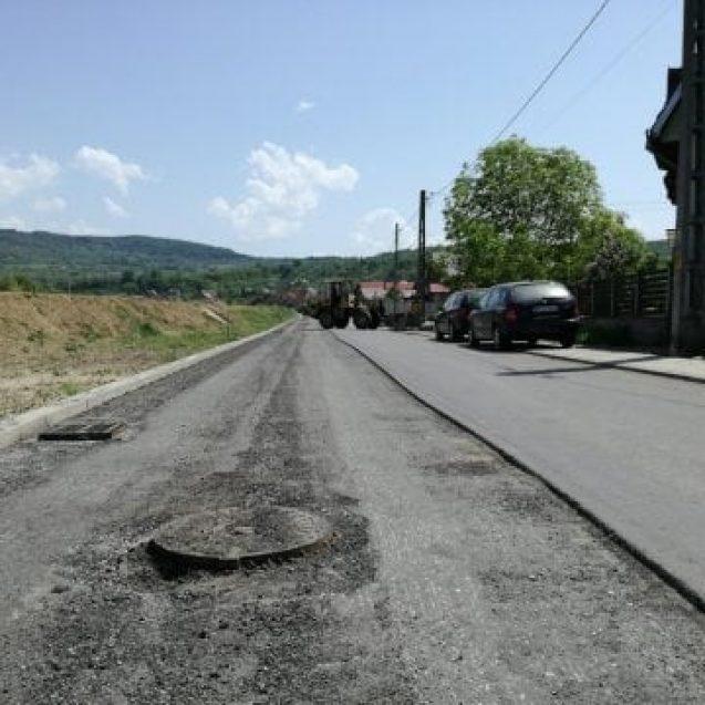 FOTO: Se lucrează din nou pe strada Faleză!