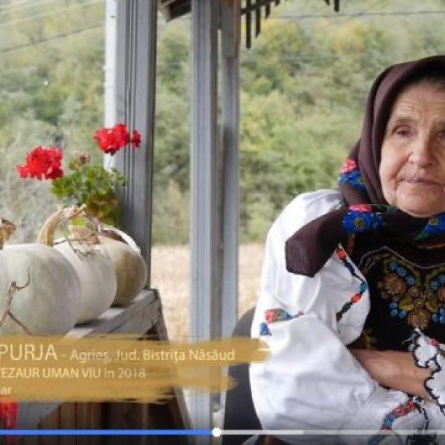 VIDEO: Tezaurul uman viu din Târlișua, într-o prezentare a Ministerului Culturii