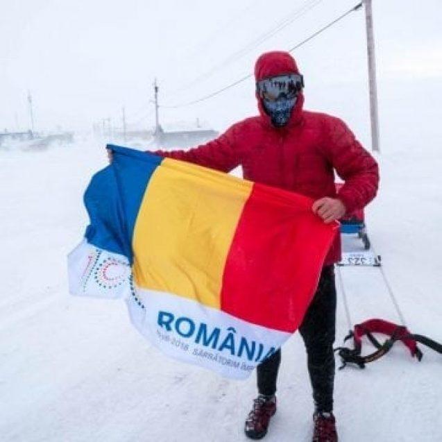 VIDEO: Pășește, alături de Tibi, pe drumurile de gheață de la ARCTIC 6633. Un mini documentar inside-story