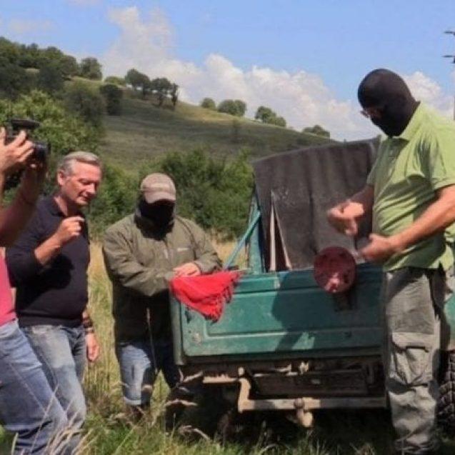 """""""Traficanții de arme"""" de la Jeica, ajunși vedete la postul britanic Sky News și-au primit pedepsele:"""