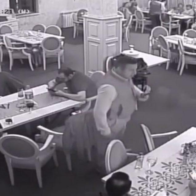 VIDEO – Imagini video cu altercația dintre deputatul Daniel Suciu și primarul Traian Ogâgău