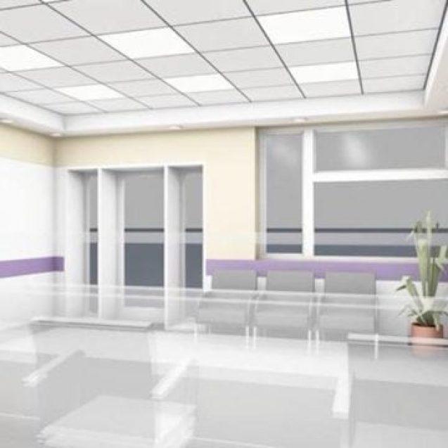 FOTO – Sala de așteptare de la Urgențe, inspirata din spitalele din străinătate! Cum va arăta
