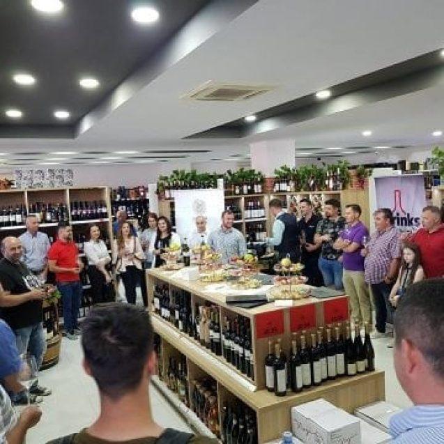 The Drinks Store: Răsfăț cu vinuri premiate din Crama Jelna