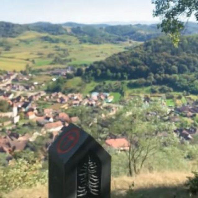 VIDEO: Peisaje senzaționale, actori renumiți și ambasadori, pe Via Transilvanica!