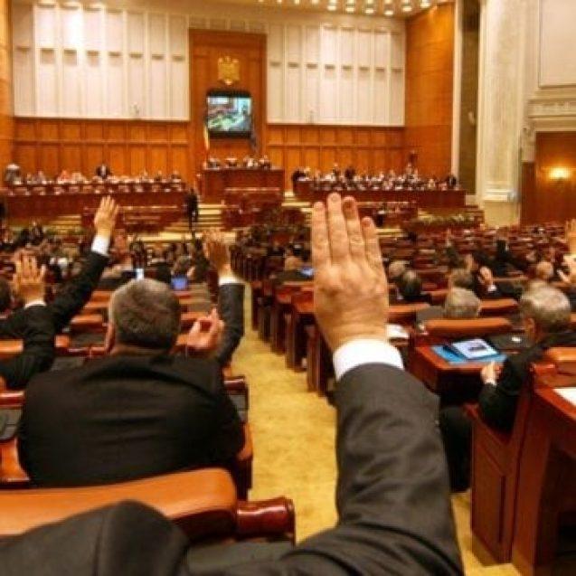 Modificările legilor justiției au fost adoptate de Camera Deputaților! Cum au votat deputații bistrițeni