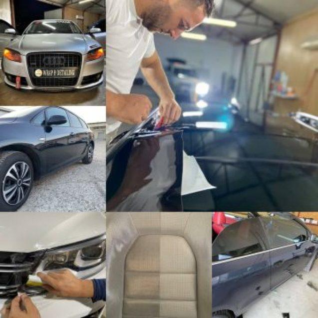 CE minuni pot face băieții de la Wrap&Detailing pentru mașina ta